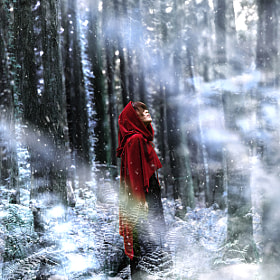 Red Riding Hood by W Minhyuck (Replaygrove)) on 500px.com