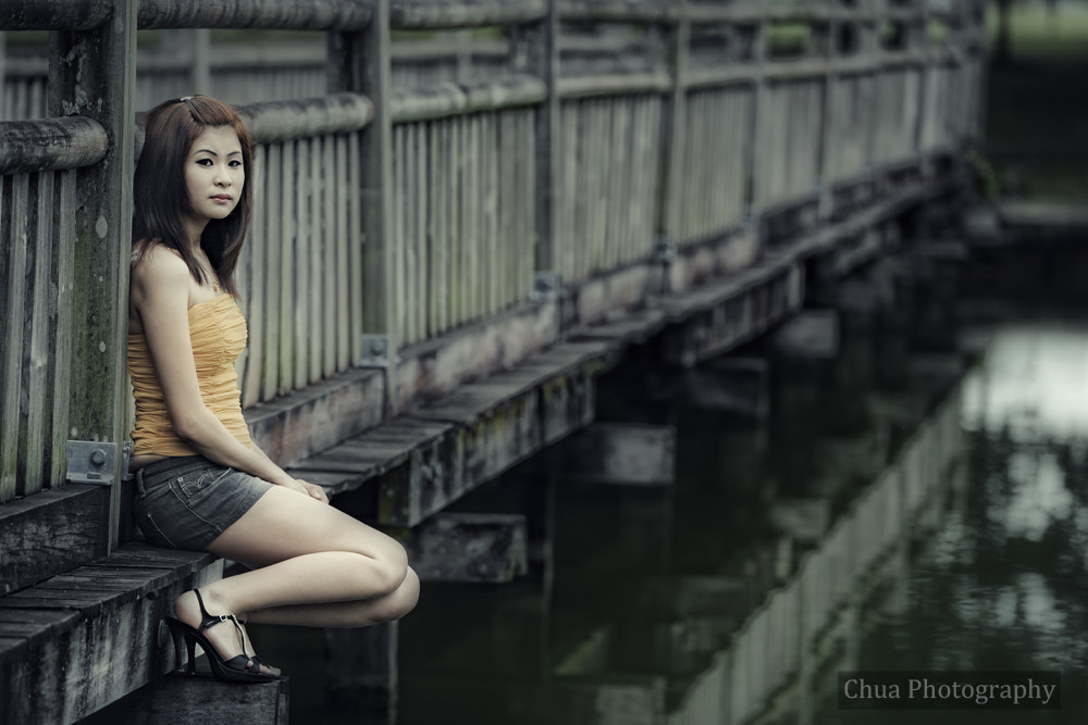 Photograph Jessie by Chua KH on 500px