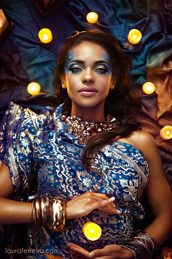 Kandyse McClure of Battlestar Galactica and Hemlock Grove by Laura Ferreira on 500px.com