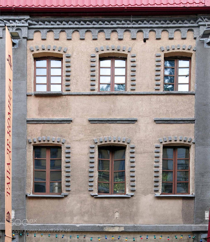 Photograph facade #1 by Nick Ostapishin on 500px