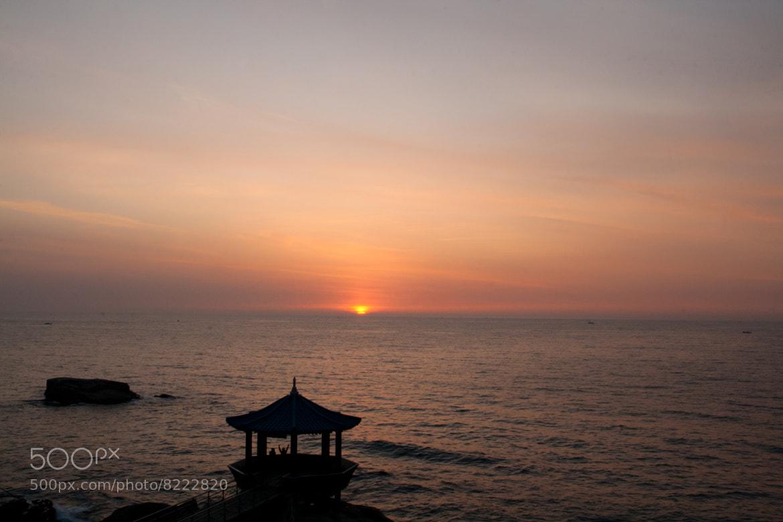 Photograph Sunrise pavilion by jonathangerrans on 500px