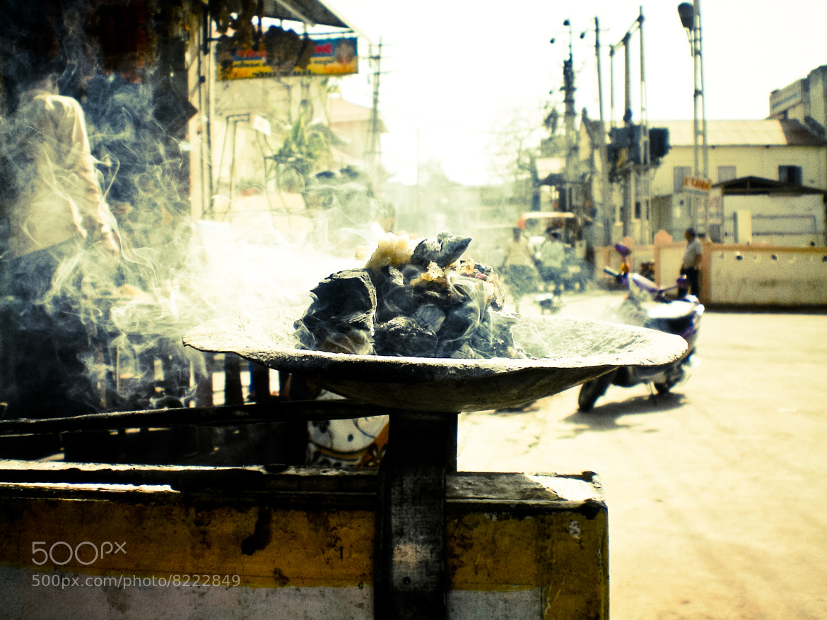 Photograph Holy Smoke! by ARITRA SEN on 500px