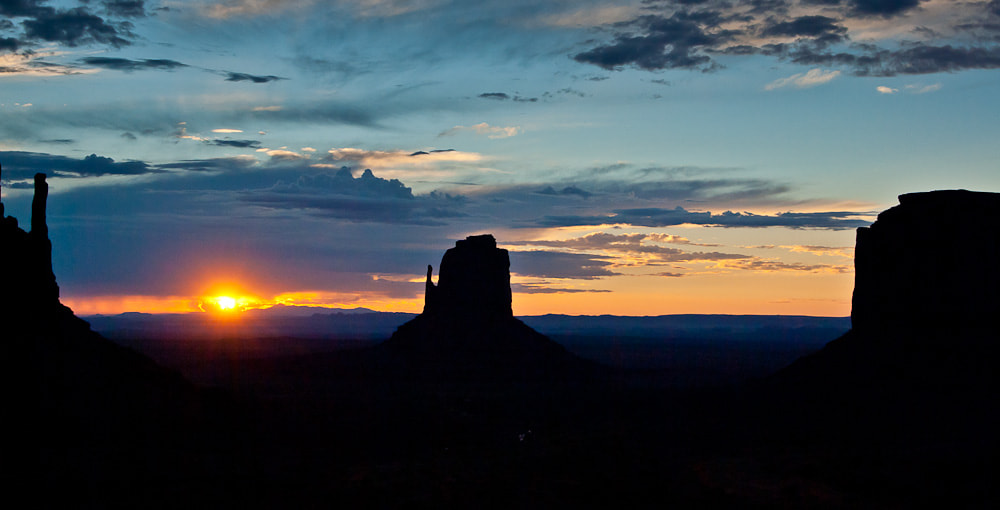 Photograph First Light Over the Valley by Jeff Revell on 500px