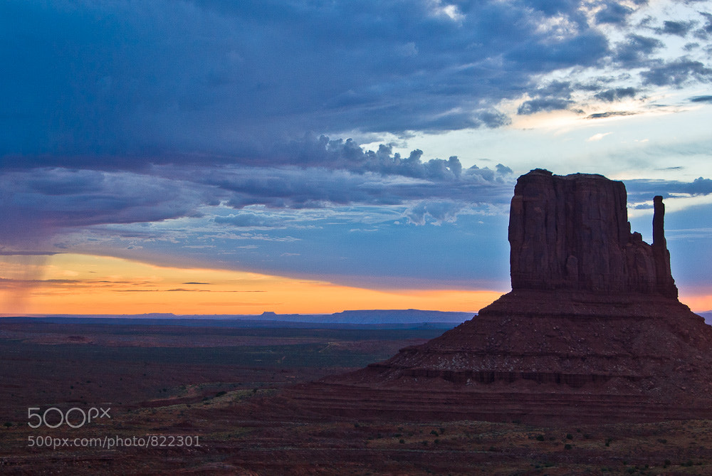 Photograph Monumental Morning Storm by Jeff Revell on 500px