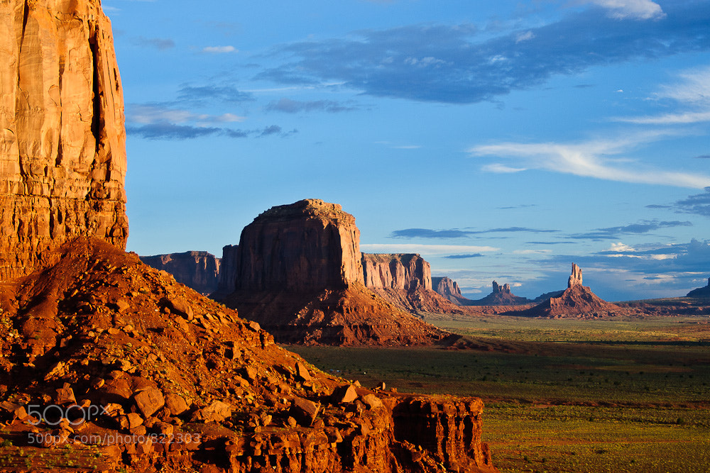 Photograph Monuments in the Morning by Jeff Revell on 500px