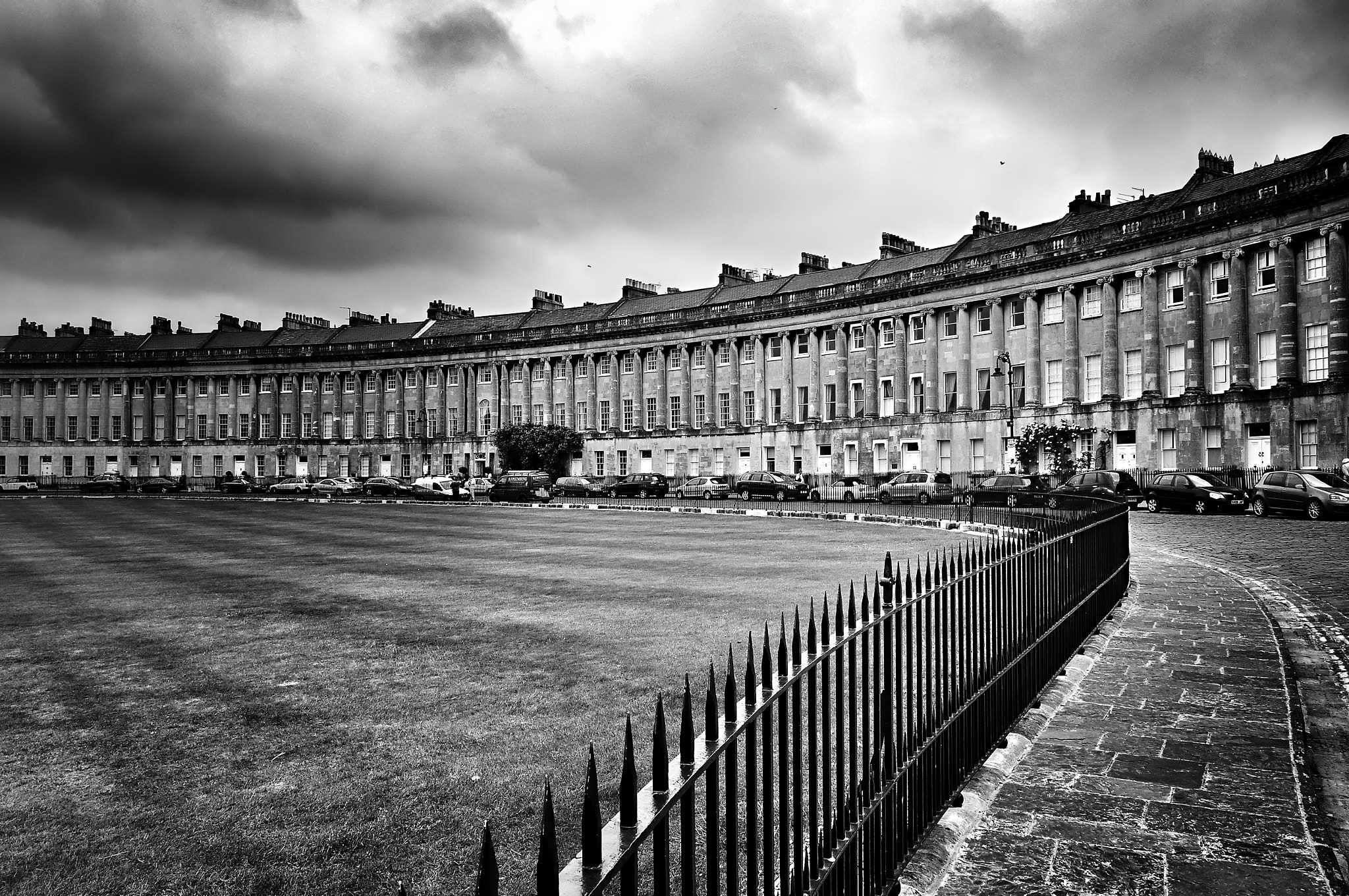Photograph Royal Crescent, Bath by Tobias King on 500px