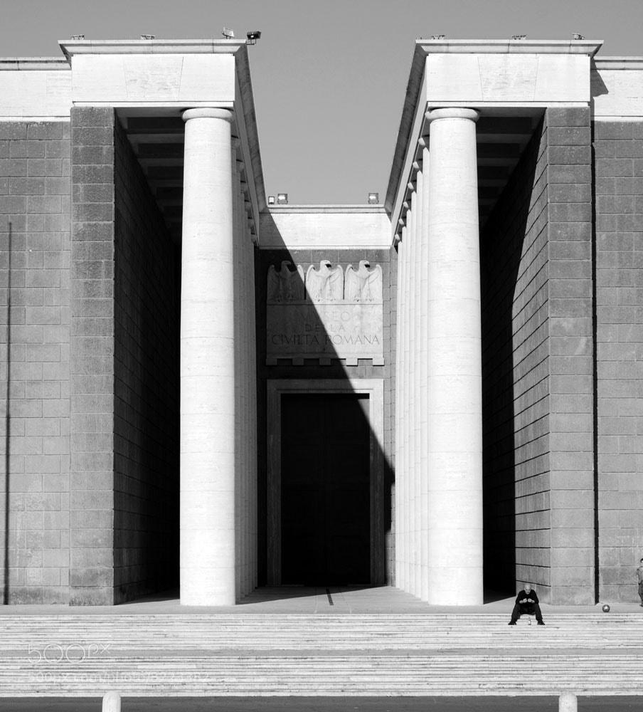 Photograph Museo della Civiltà Romana  by Marcello Ceraulo on 500px