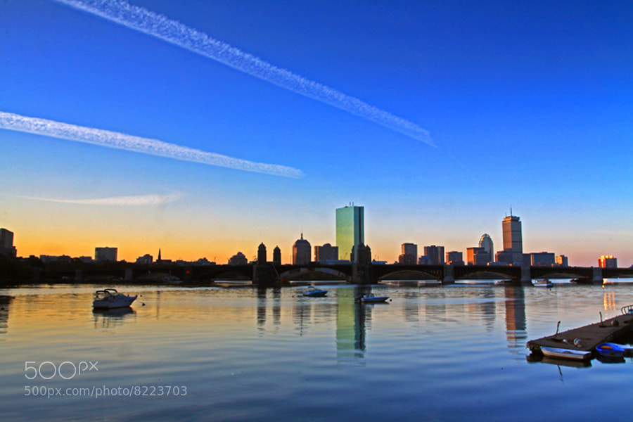 Photograph Calm Morning at Boston by Soegio Halim on 500px