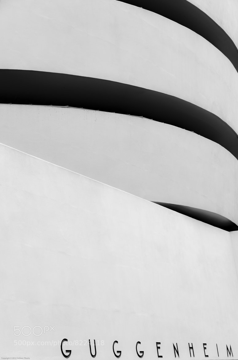 Photograph The Guggenheim by Stefano Tiberia on 500px