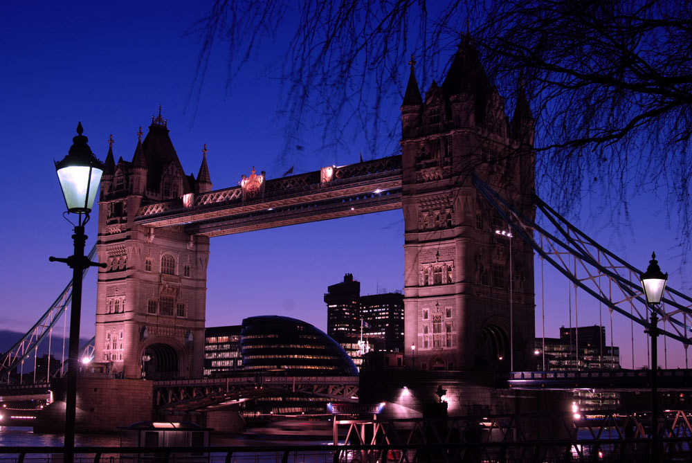 Photograph Tower Bridge by Marcello Ceraulo on 500px