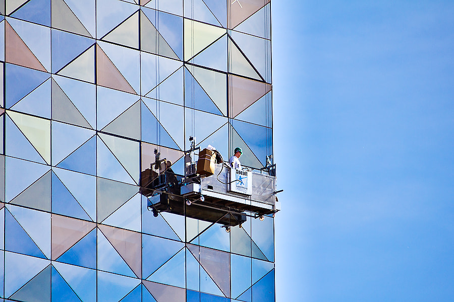 Photograph Workplace with a view by Christer Häggqvist on 500px