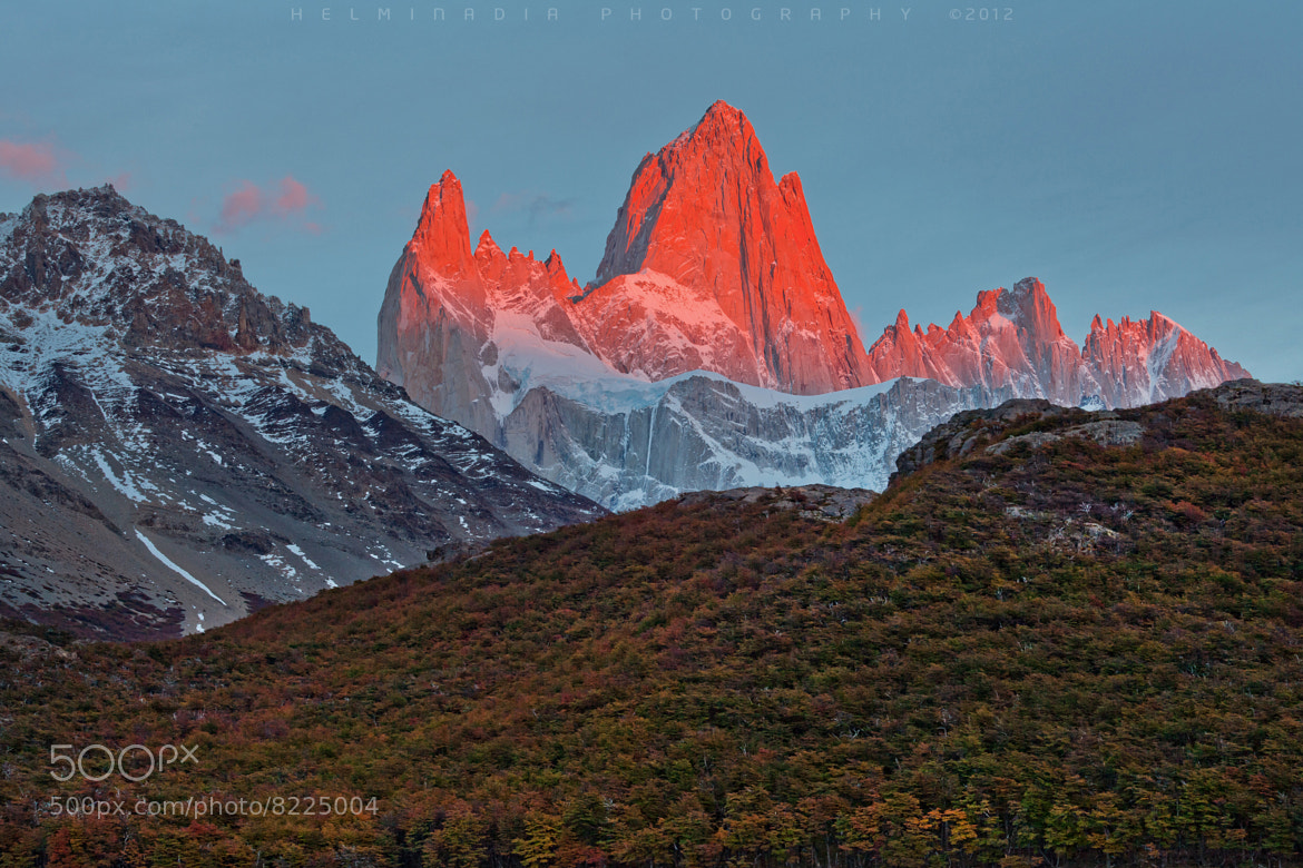 Photograph FitzRoy in the morning by Helminadia Ranford on 500px