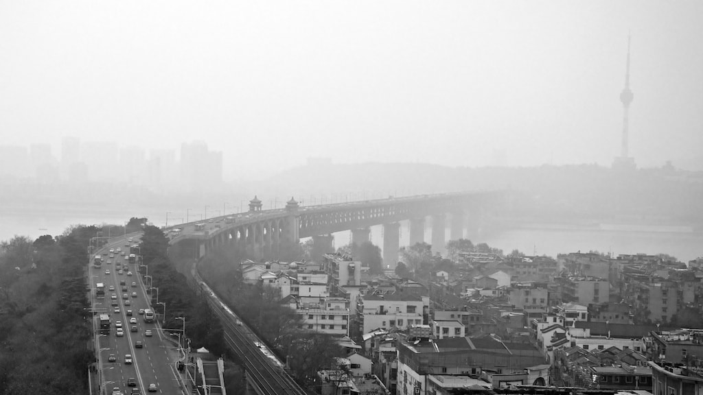 Photograph Wuhan Yangtze River Bridge by Ding Tao on 500px