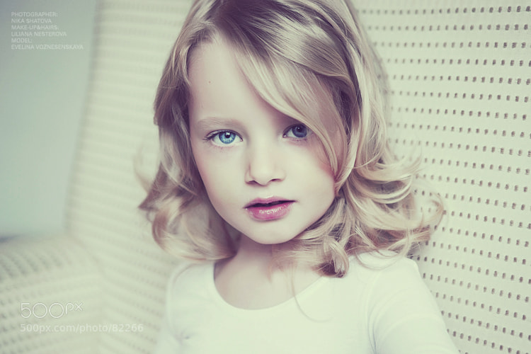 Photograph Evelina by Nika Shatova on 500px