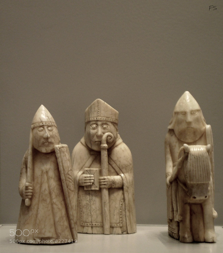 Photograph The Lewis Chessmen. by Fabrizio Soggetto on 500px
