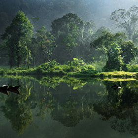 Morning Has Broken by Iwan Tirtha (iwantrt)) on 500px.com