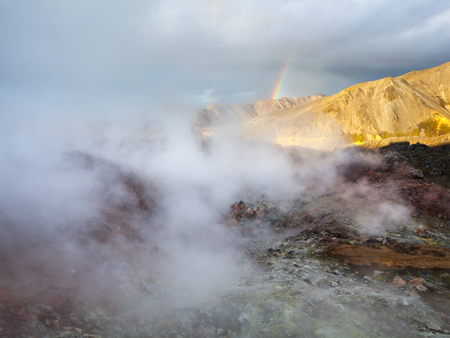 Photograph Through the steam by Magnus Lindbom on 500px