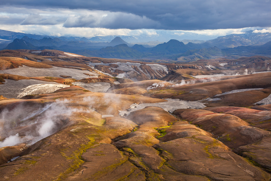 Photograph Icelandic view by Magnus Lindbom on 500px