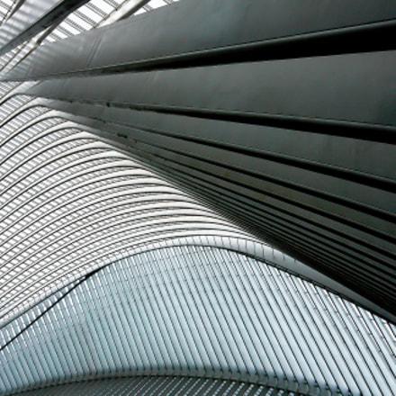calatrava's sky (Liège)