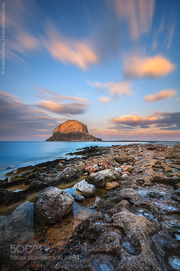 Photograph Monemvasia by Stelios  Kritikakis on 500px