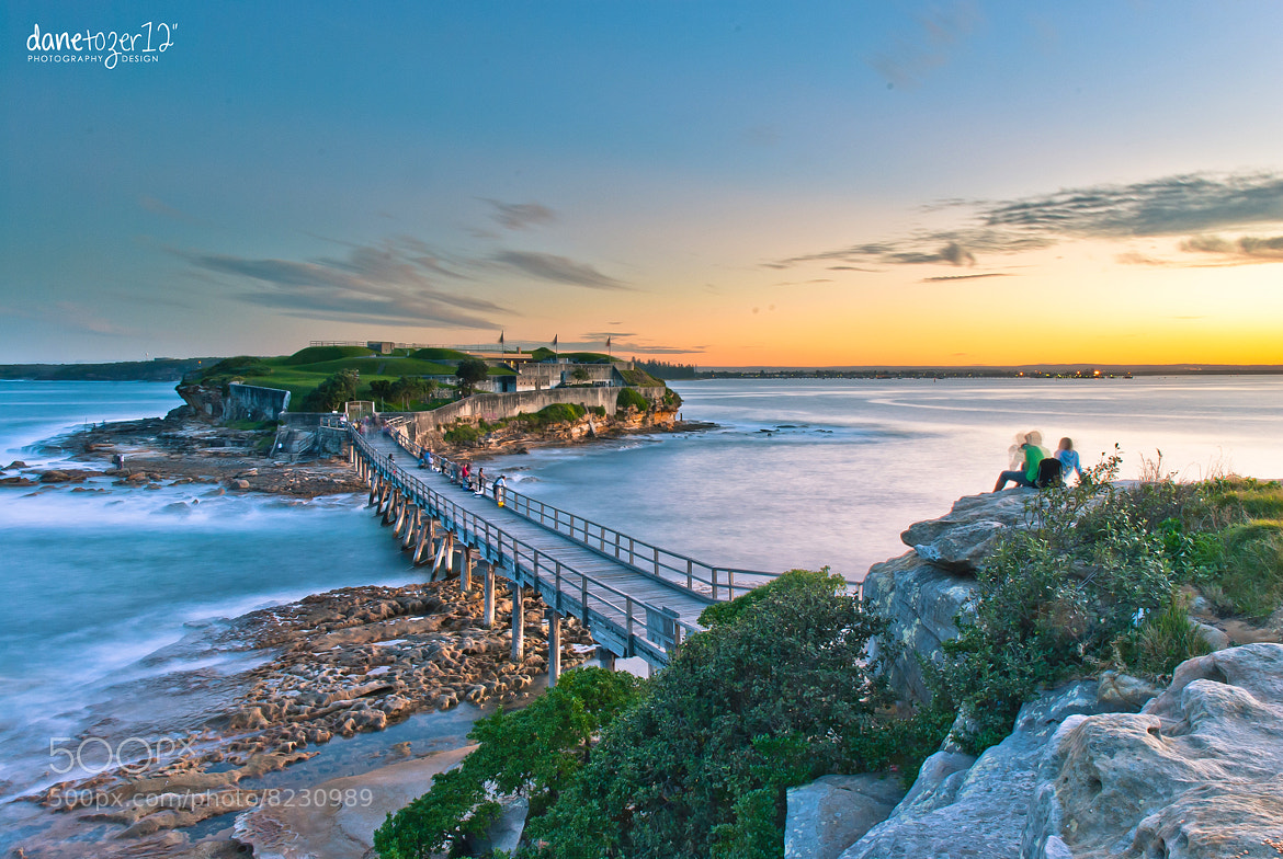 Photograph Bare Island  by Dane Tozer on 500px
