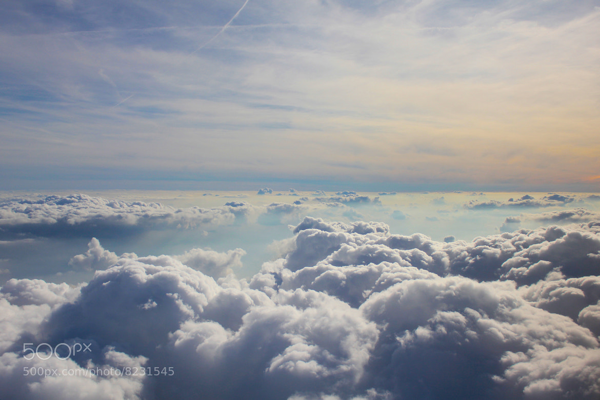 Photograph Wolken by Marian Hirschfeld on 500px