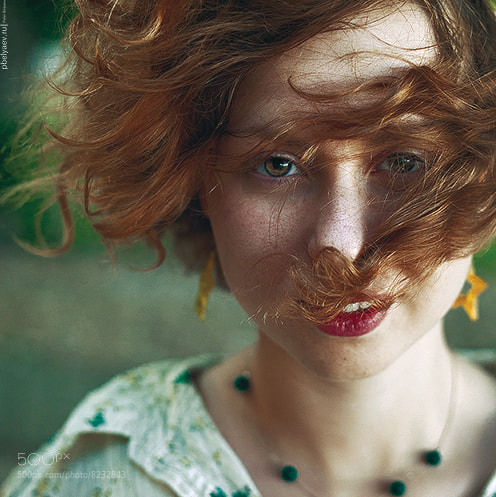 Photograph Nadia by Peter Belyaev on 500px