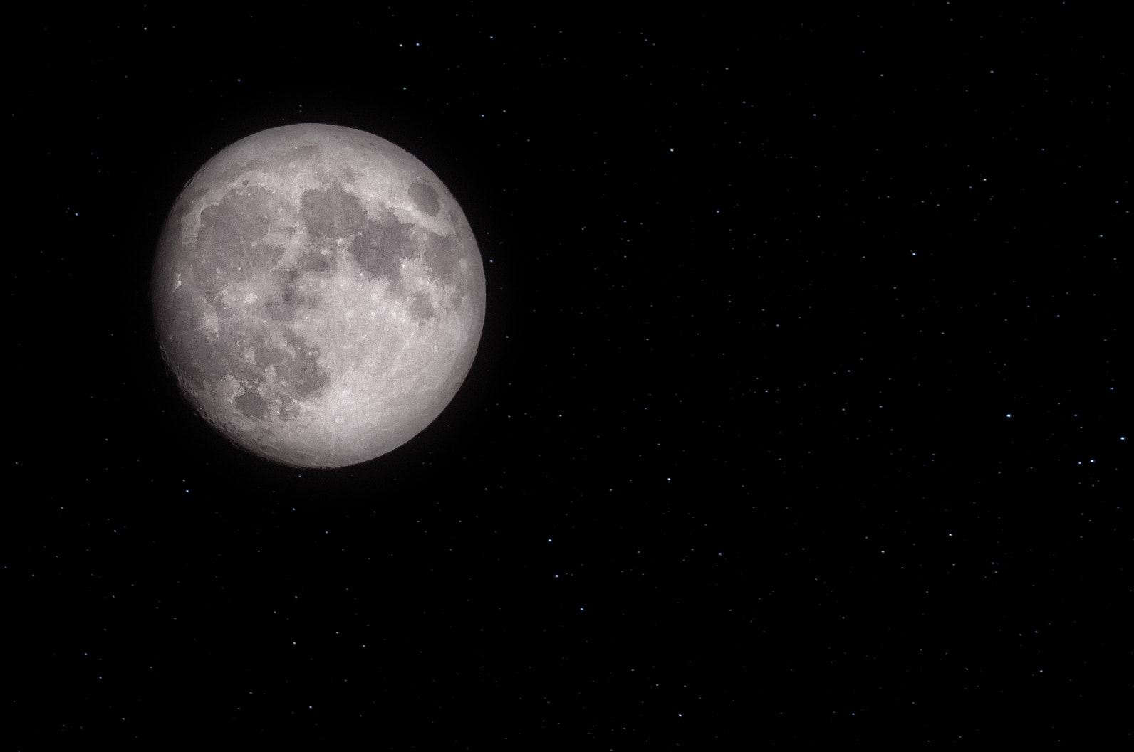Photograph Moon by Fabian Löschner on 500px