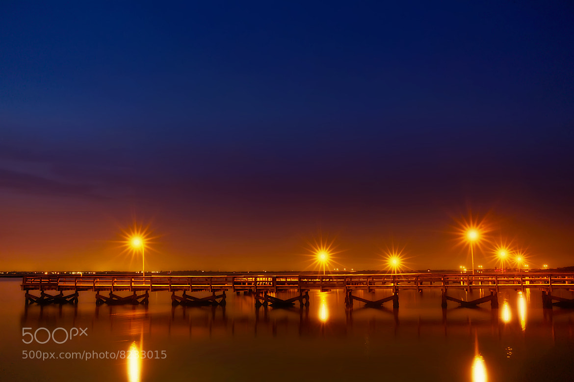 Photograph Starry Sunset by tourmania on 500px