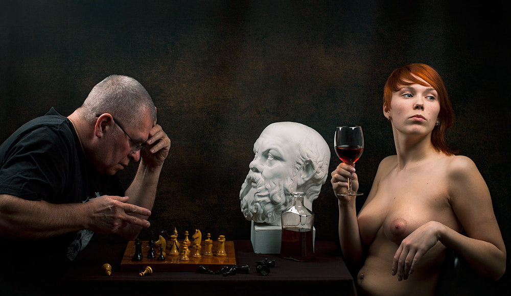 Photograph chess by Alexander  Sergeev on 500px
