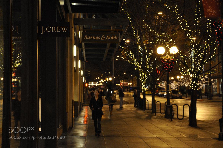 Photograph Downtown Seattle  by James Art_hur  De Vera  on 500px