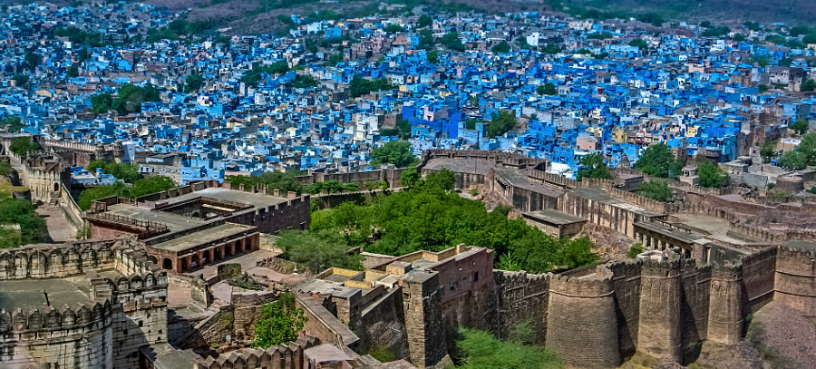 Photograph Jodhpur, Blue City, India by Lubomir Mihalik on 500px