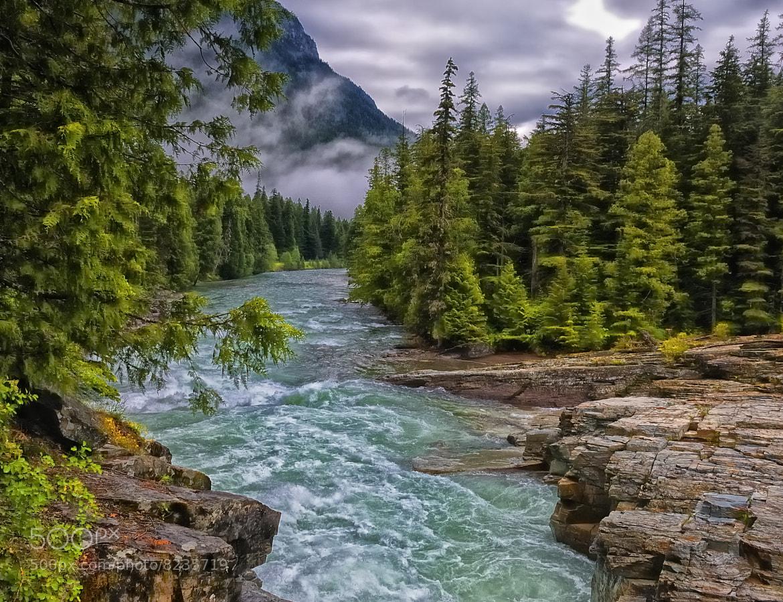 Photograph Moody McDonald Creek by Philip Kuntz on 500px