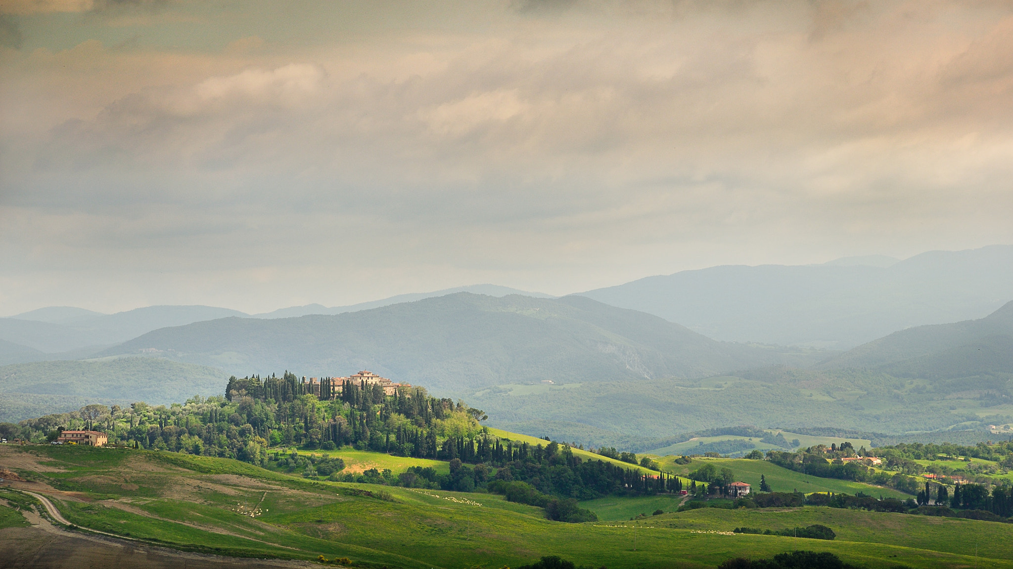 Photograph Tuscany landscape by Rudy Denoyette on 500px
