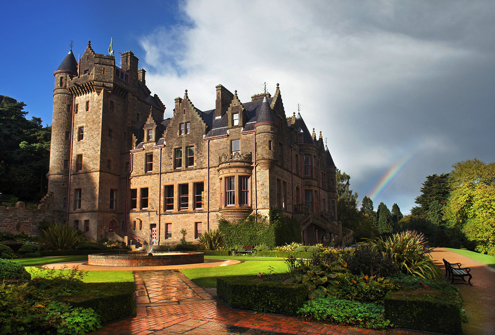 Photograph Belfast Castle by Stephen Emerson on 500px