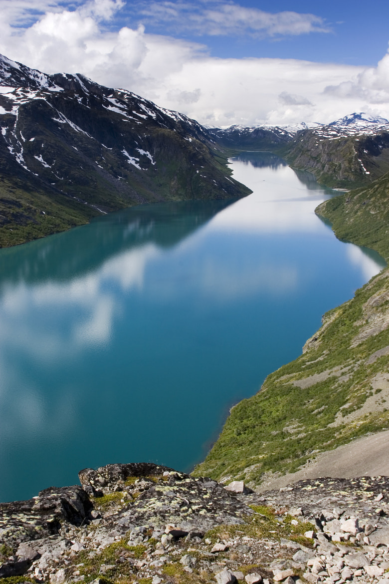 Photograph Mountain View by Lars Øverbø on 500px