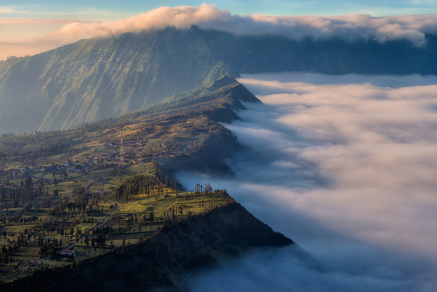 Mt.Bromo , Sunrise View. by Felix Indarta on 500px.com