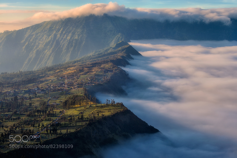 Photograph Mt.Bromo , Sunrise View. by Felix Indarta on 500px
