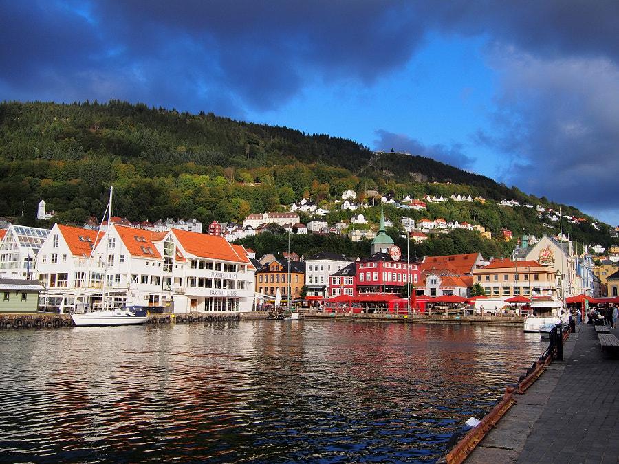 Bergen by Guilhem on 500px.com