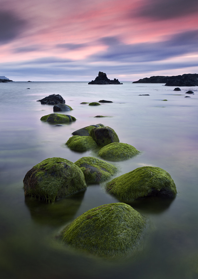 Photograph Ballintoy Twilight by Gary McParland on 500px