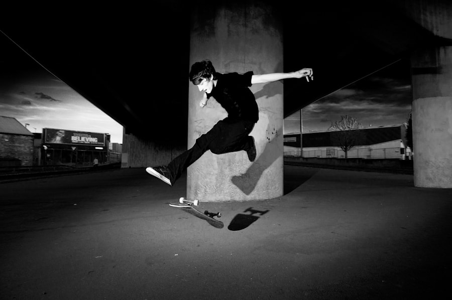 Photograph Skate art by Justin Thompson on 500px