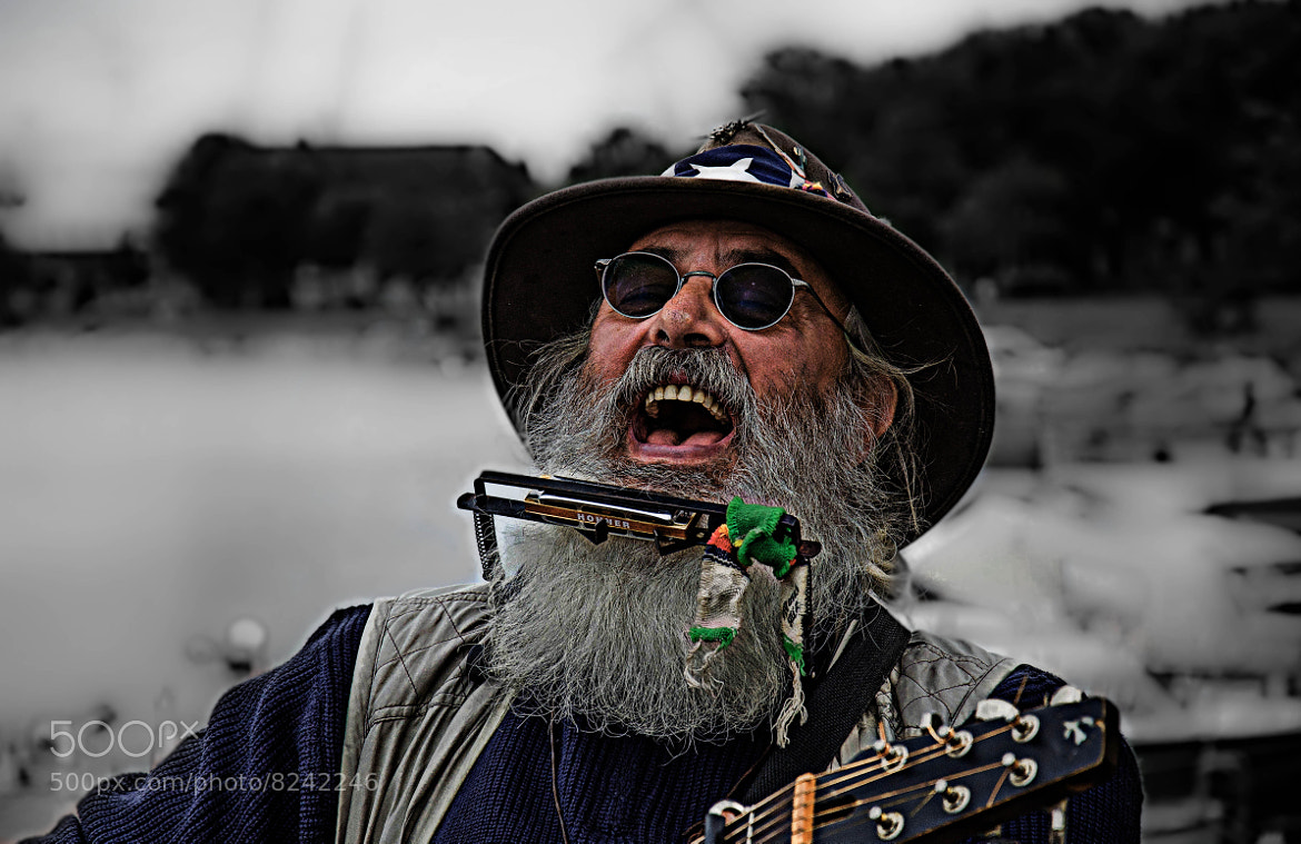 Photograph Honky Tonk Hugo by Frank Eiche on 500px