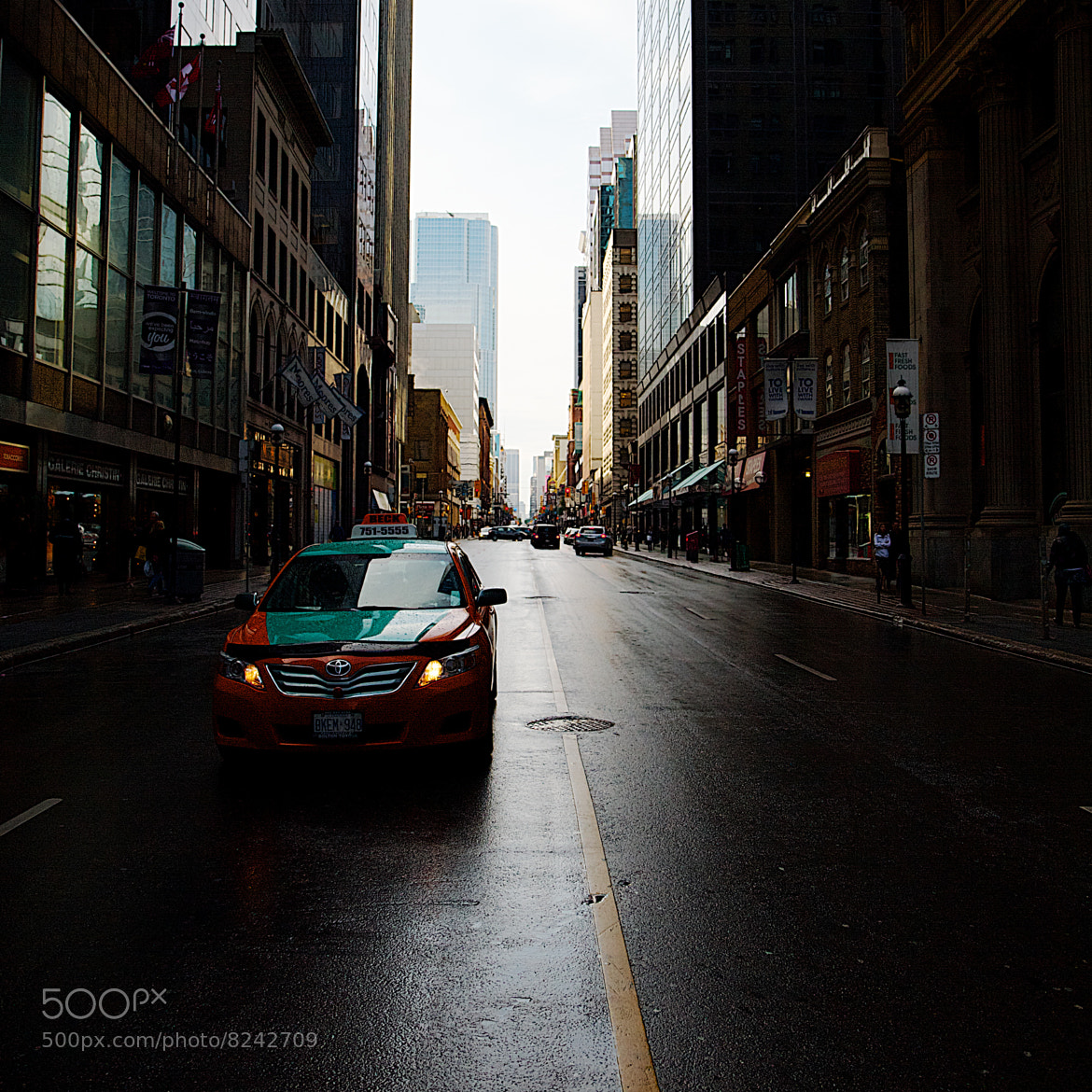 Photograph Yonge by Eric Akaoka on 500px