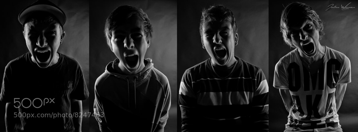 Photograph scream by Julian Wagner on 500px
