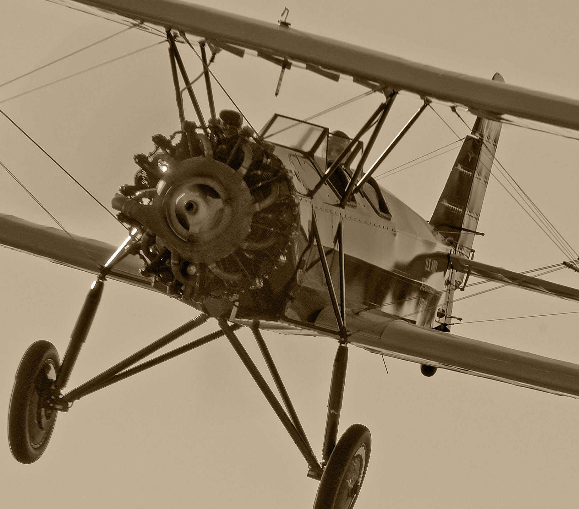 Photograph Stearman by Clifford Martin on 500px