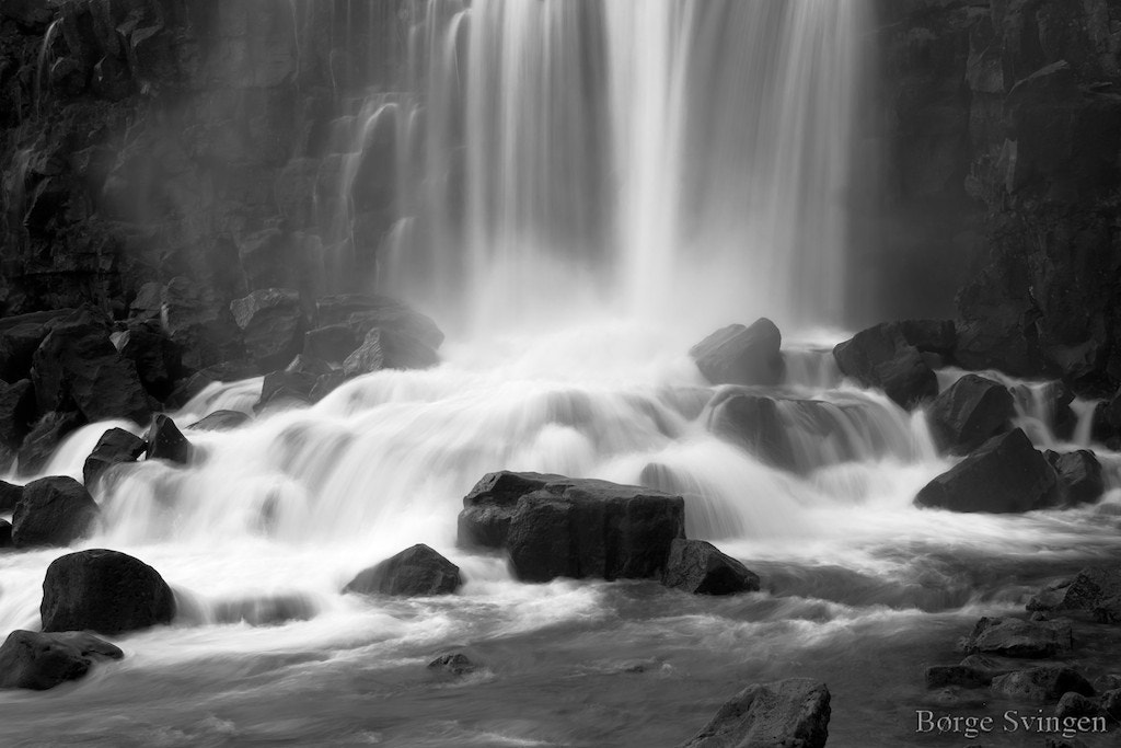 Photograph Waterfall by Børge Svingen on 500px