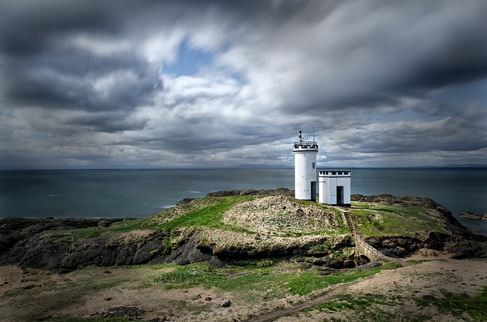 Photograph Elie lighthouse by Derek Galon on 500px
