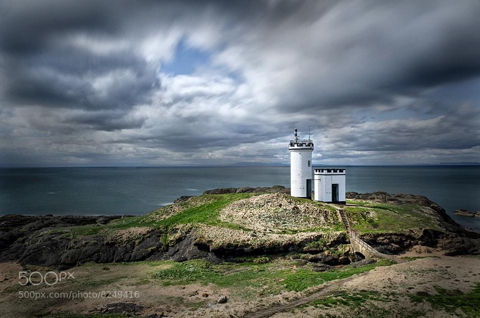 Photograph Elie lighthouse by Derek Galon on 500px