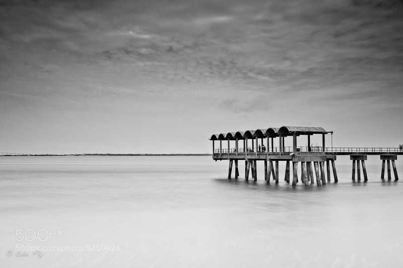 Photograph Pier by Lee Fly on 500px