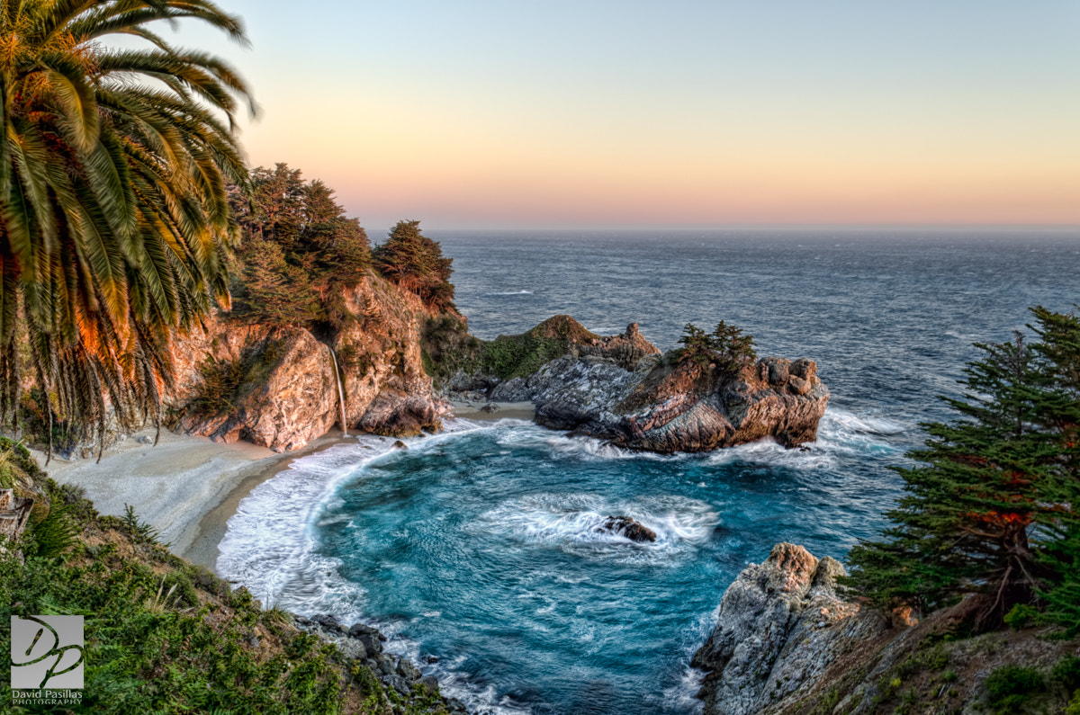 Photograph McWay Falls by David Pasillas on 500px